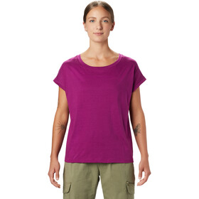 Mountain Hardwear Tomomi Short Sleeve Tee Women berry glow